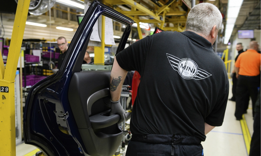 Mini Moves Plant Shutdown As Hedge On No Deal Brexit