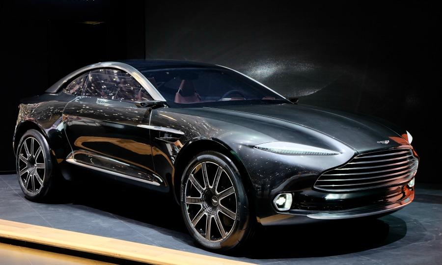 Aston Martin DBX SUV Concept: Design, Specs >> Aston Martin S First Suv Will Get Gasoline Engine Only