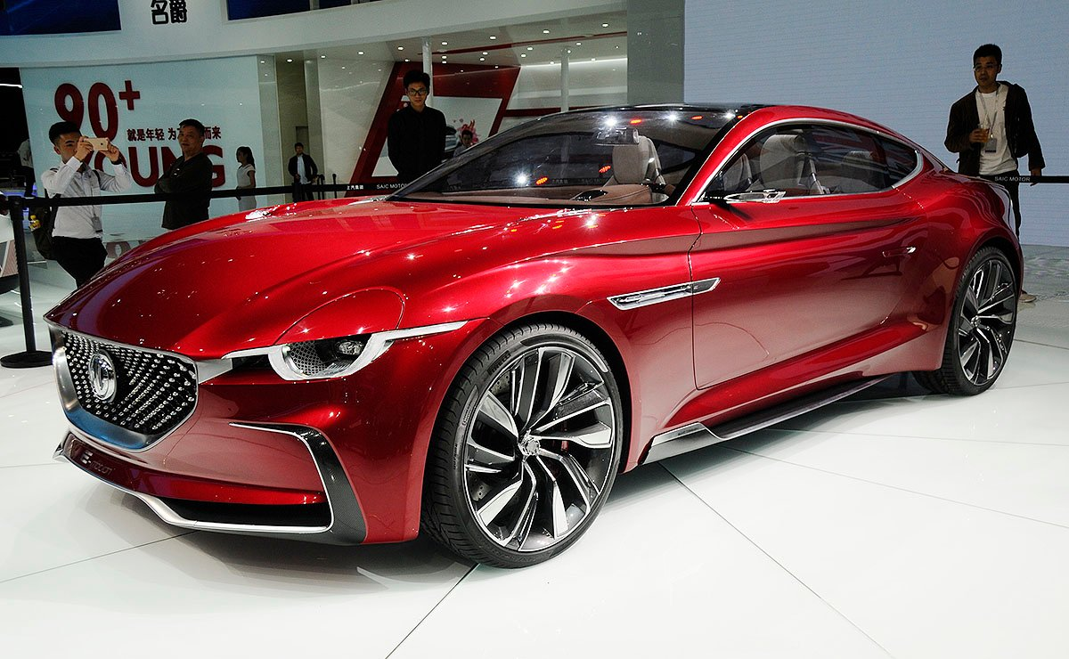china's saic plans to build mg cars in india