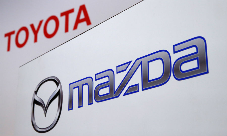 Tokyo Toyota Will Partner With Mazda And Auto Parts Supplier Denso To Form A Joint Venture For Developing Electric Vehicles As An S Gest Automaker
