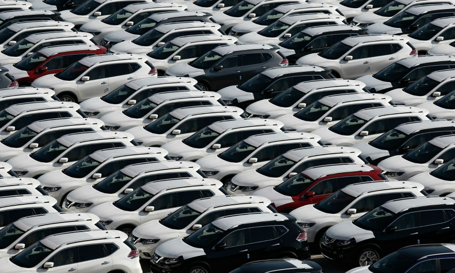 b494c850f5 BERLIN -- German new-car sales rose 2.7 percent last year to 3.44 million  vehicles but registrations of diesel models plunged amid a threat of  possible ...