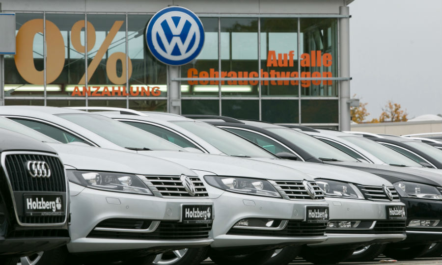 Germany's diesel uncertainty leaves 300,000 cars unsold