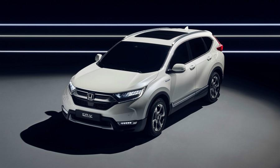 Honda drops CR-V diesel version