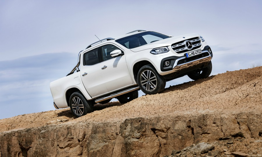 Renault Mercedes Fiat Give New Life To Pickup Segment
