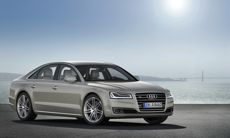 Audi Reveals Lighter More Powerful A8 A8l And S8 Models