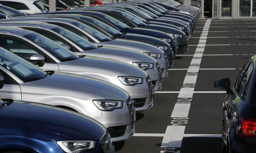 Car In German >> Vw Brand Continues To Recover In German Market Up 8