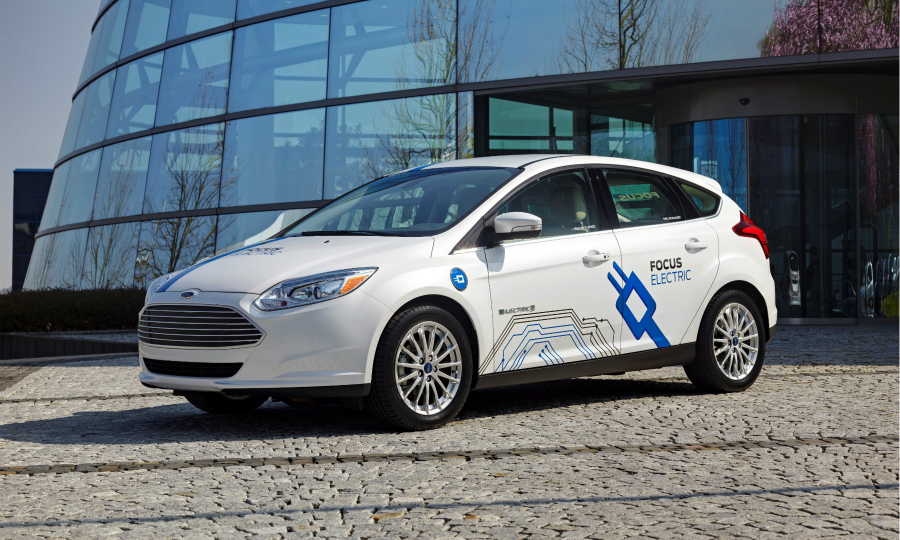 Ford Sold Just 61 Focus Electric Models In Europe Last Year