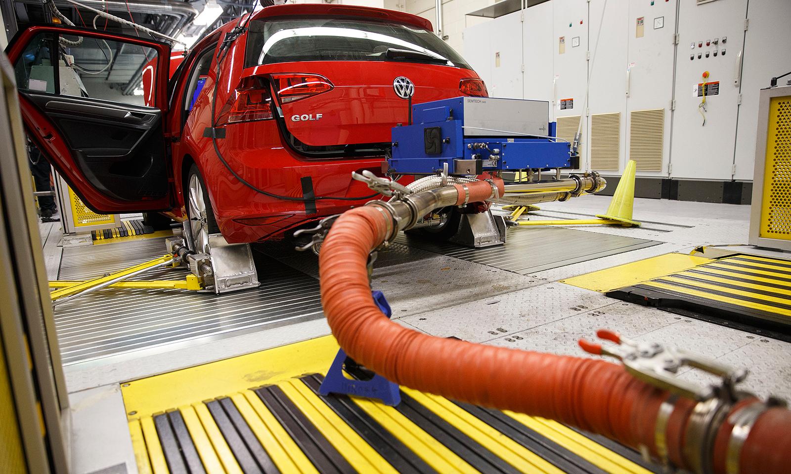 emissions-control software program