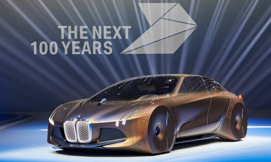 Bmw Says Self Driving Car To Be Level 5 Capable By 2021