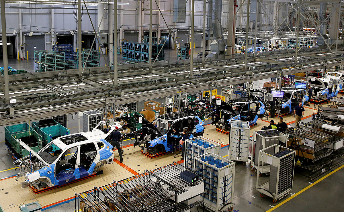 Bmw Among The Bad Foreign Companies Driving U S Manufacturing Jobs Revival