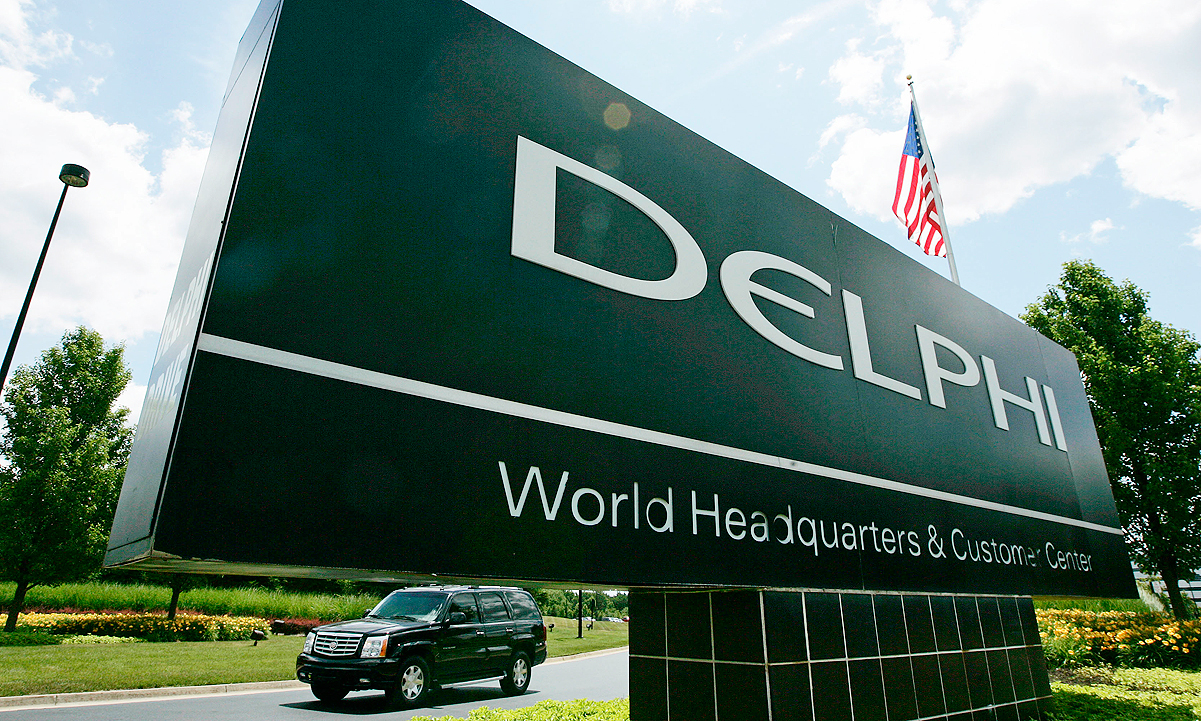 Delphi plans to launch driverless ride-sharing pilots in Europe, U S