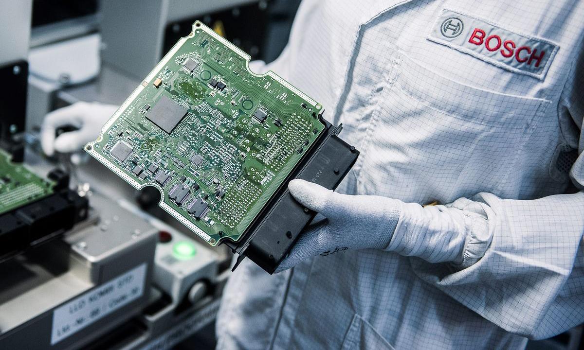 Bosch confirms it will build $1 1 billion chip plant in