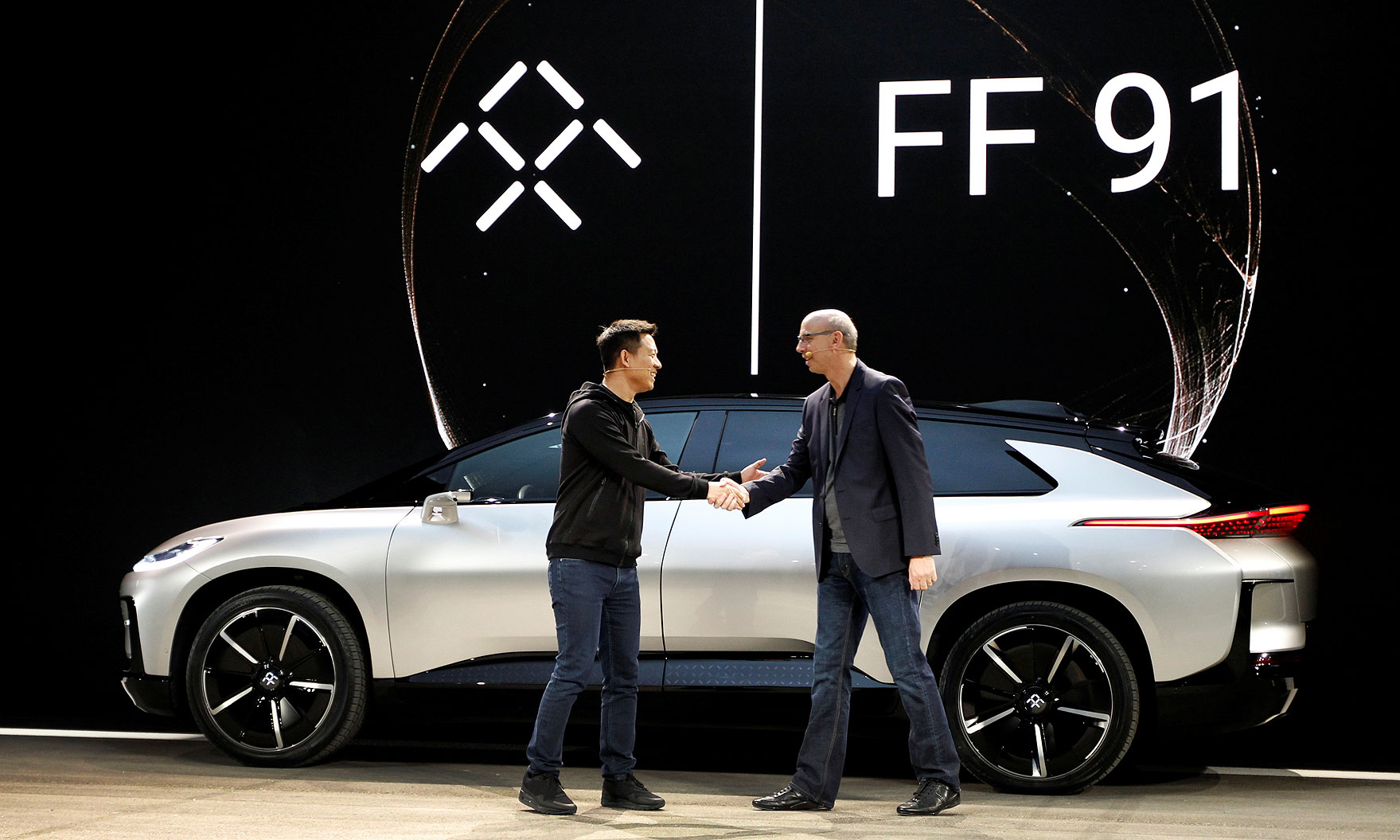 Faraday Future Aims To Raise 1 Billion In New Funds As Chief Backer Struggles