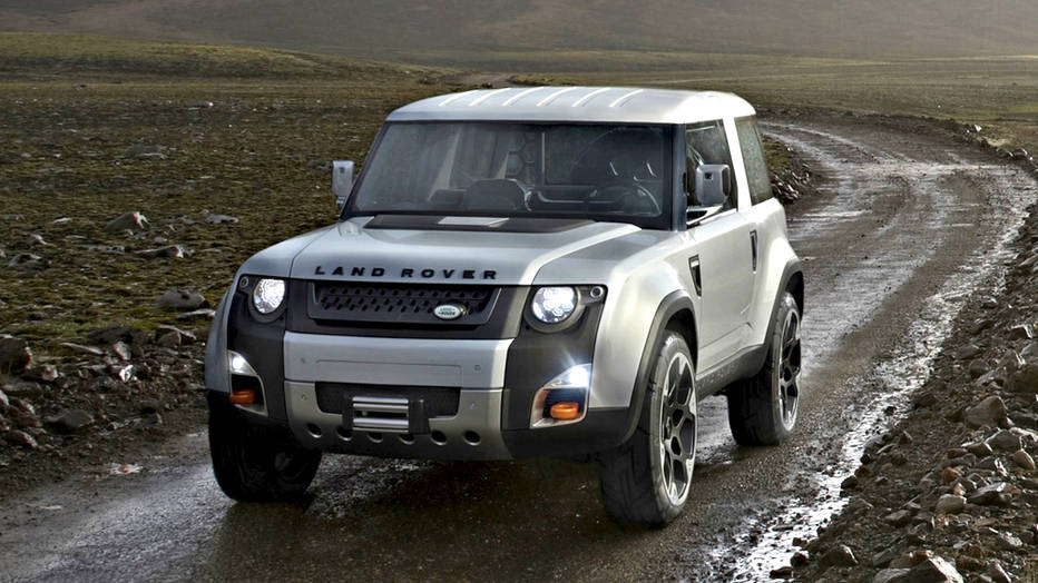 Land Rover's 2019 Defender: What to expect