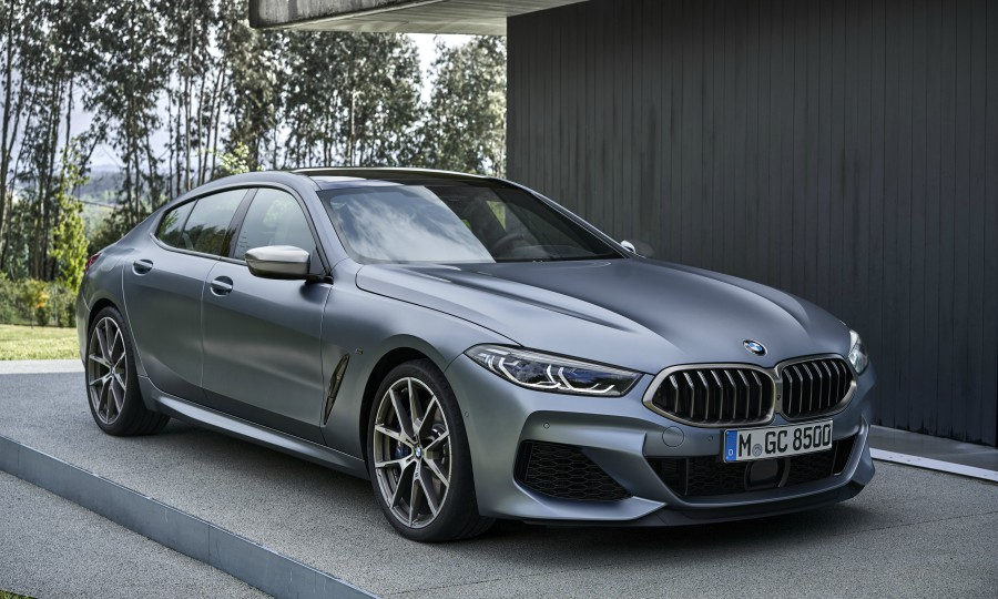 Bmw Expands 8 Series Lineup With Gran Coupe