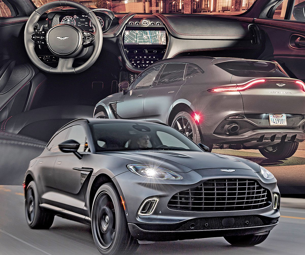 The DBX is critical to Aston Martin globally and the SUV should also get sales in the Americas region back on track.