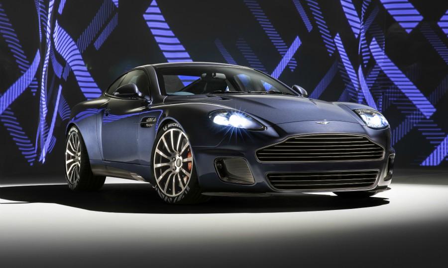 Former Jaguar Design Chief Callum Revives Aston Martin Vanquish