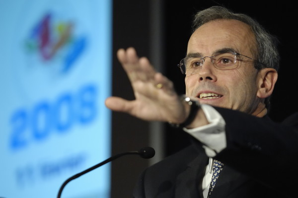Faurecia expects 'very good years' in emerging markets, CEO says