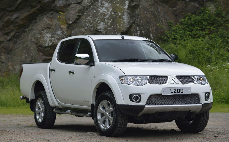 fiat to get mitsubishi pickup, sources say