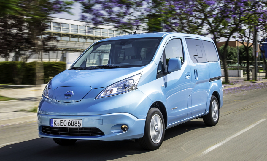 cabee0db73 Nissan wants e-NV200 to win sales from diesels