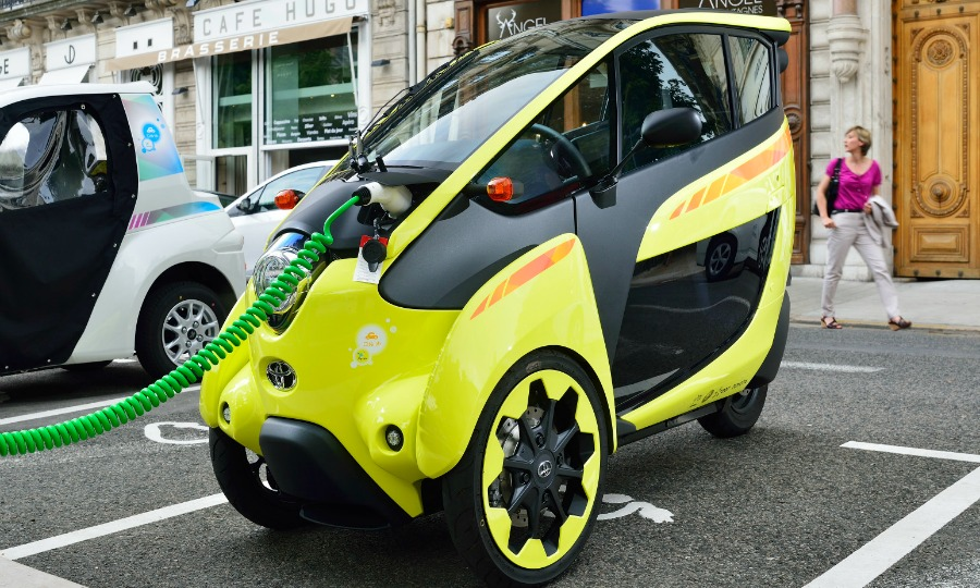 Vandalized Toyotas stall car-sharing program in France