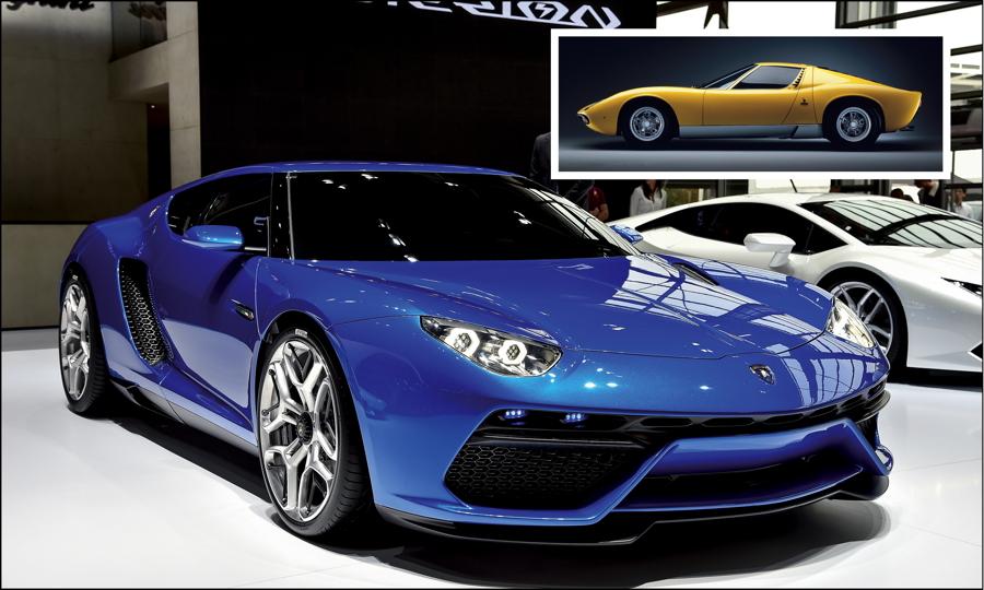 Lamborghini Concept Shows Possible Move To Less Extreme Looks