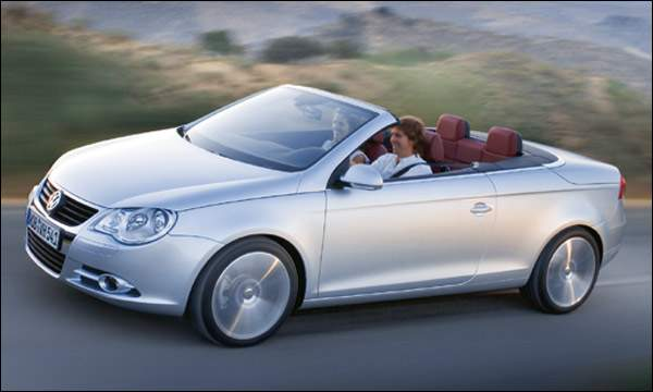 Vw Has Build Roughly 230 000 Eos Convertibles In The Last 9 Years