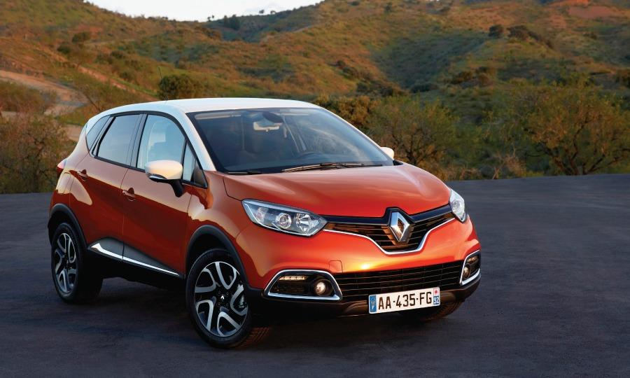 Renault recalls Captur diesels to fix emissions glitch