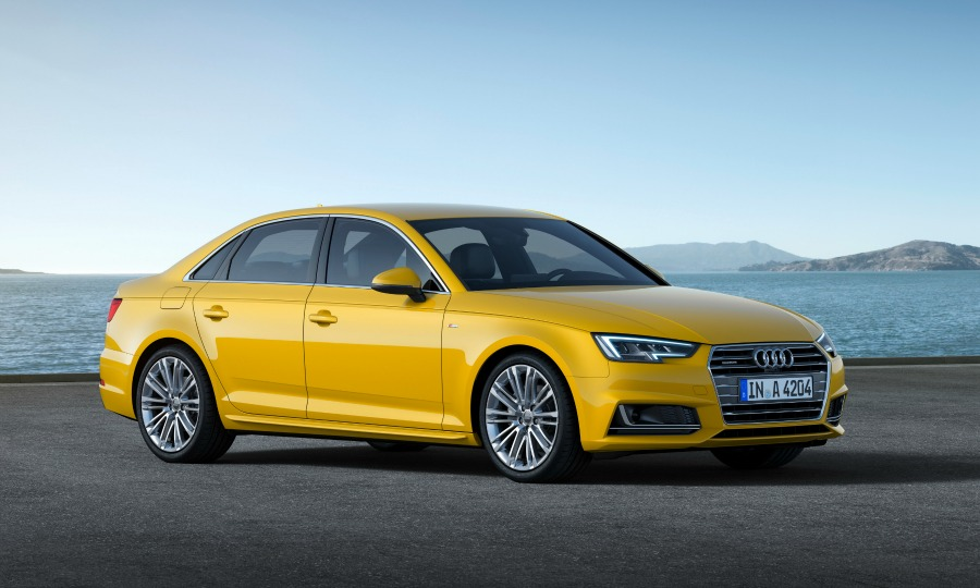 Audi A4 Ford S Max Rise To Top Of Key European Segments
