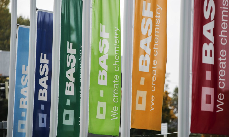 BASF aims to be major player in EV battery materials