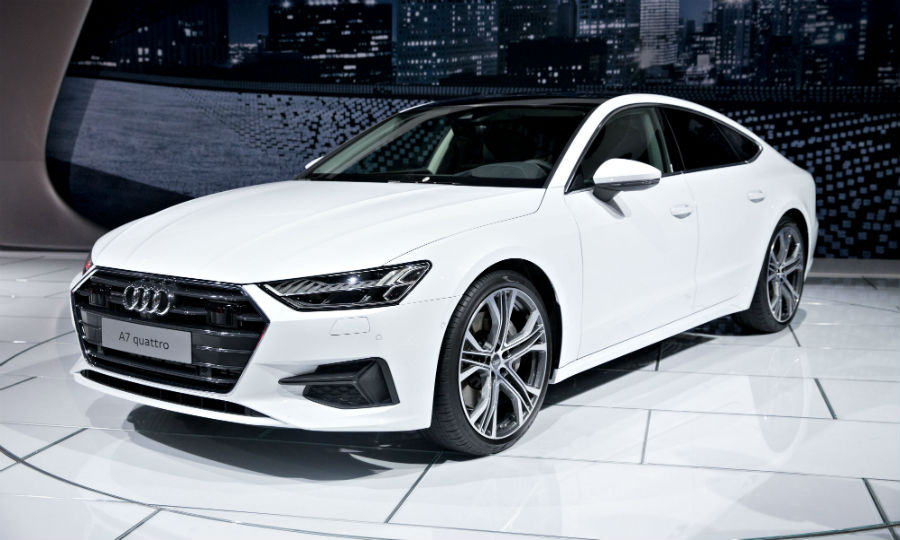 Audi A7 Is Brands Secret Weapon To Win Porsche And Tesla Buyers