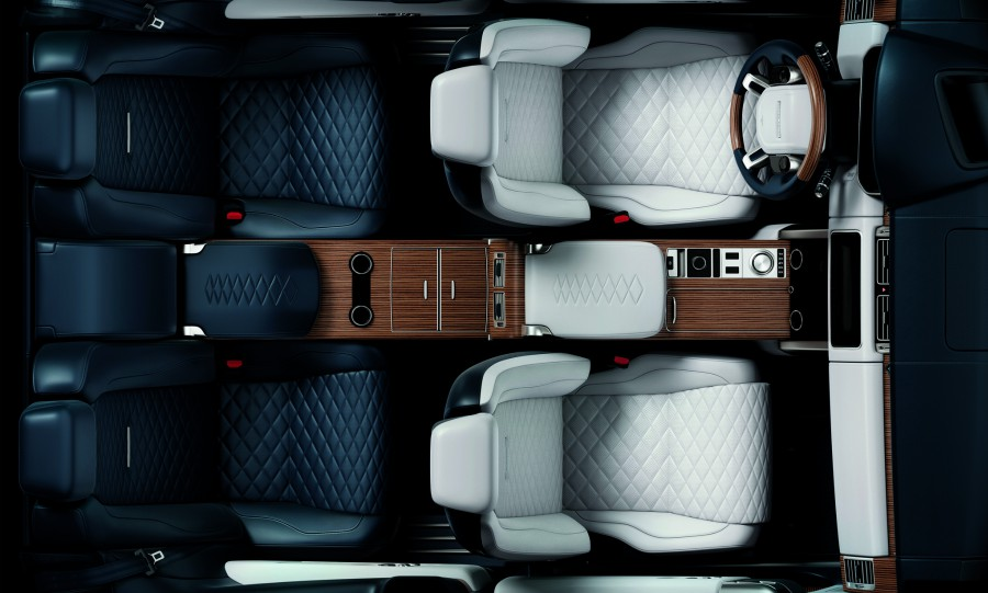 Range Rover will add coupe flagship