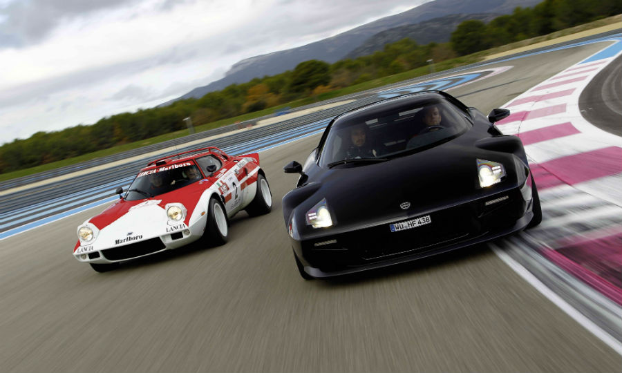 Lancia Stratos Revived By Former Pininfarina Executive