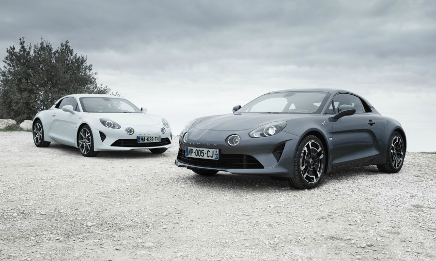 Renault Offers 3 New Alpine A110 Variants