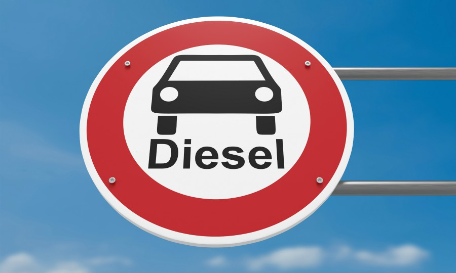 Diesel's dramatic decline forecast to slow in 2018