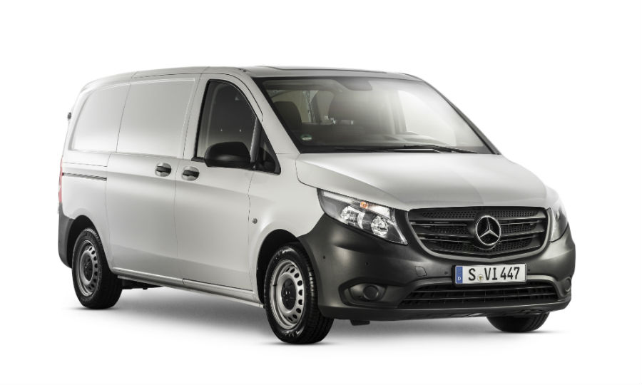 c339e508d8 Daimler ordered to recall Mercedes Vito diesel van over emissions