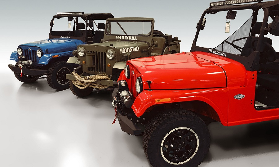 Mahindra Seeks To Block Fiat Chrysler From Proceeding With Jeep Patent Violation Complaint