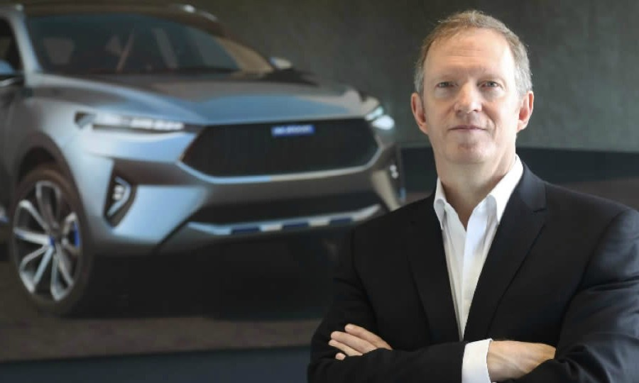 Former Land Rover designer Phil Simmons joins Great Wall