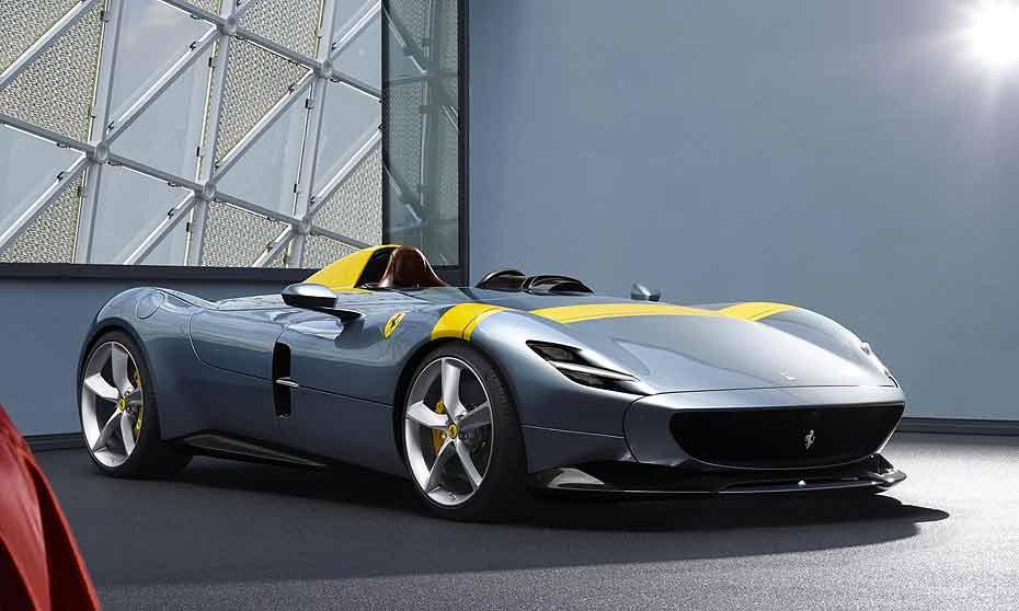 Ferrari\u0027s Icona retro line aimed at top of the market