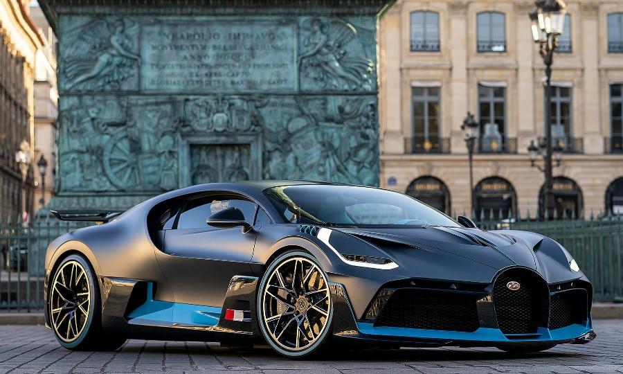 Bugatti mulls SUV as part of broader model range