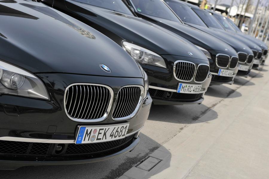 BMW, Mercedes, VW seek used-car sales as Germany slumps