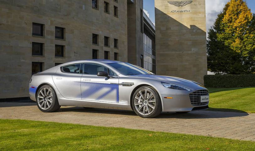 James Bond To Drive Electric Aston Martin In New Film Reports Say