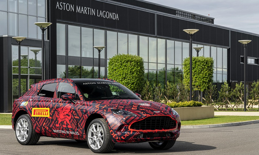 New Aston Martin Factory In Wales Gives Hope To Workers At Ford Engine Plant