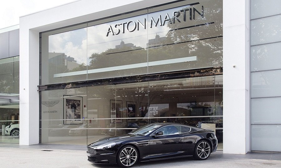 Aston Martin Gets Access To Mercedes Ev Tech In Exchange For Bigger Stake