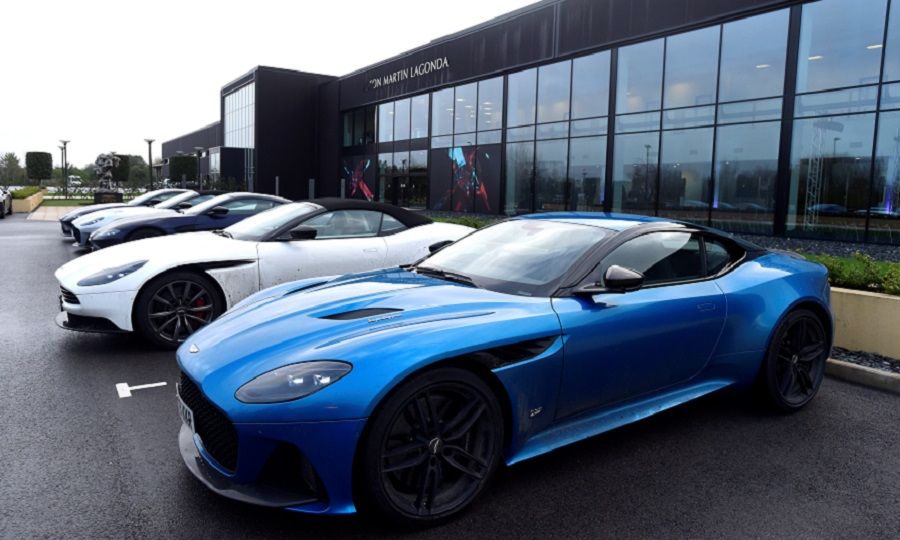 Aston Martin Adds Former Ford Execs To Board