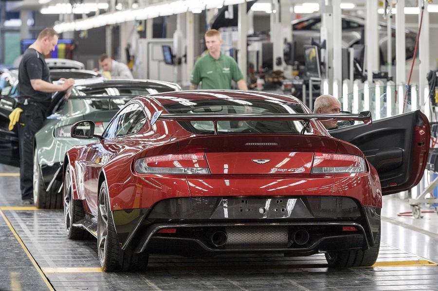 Aston Martin To Cut Up To 500 Jobs As Sports Car Demand Falls