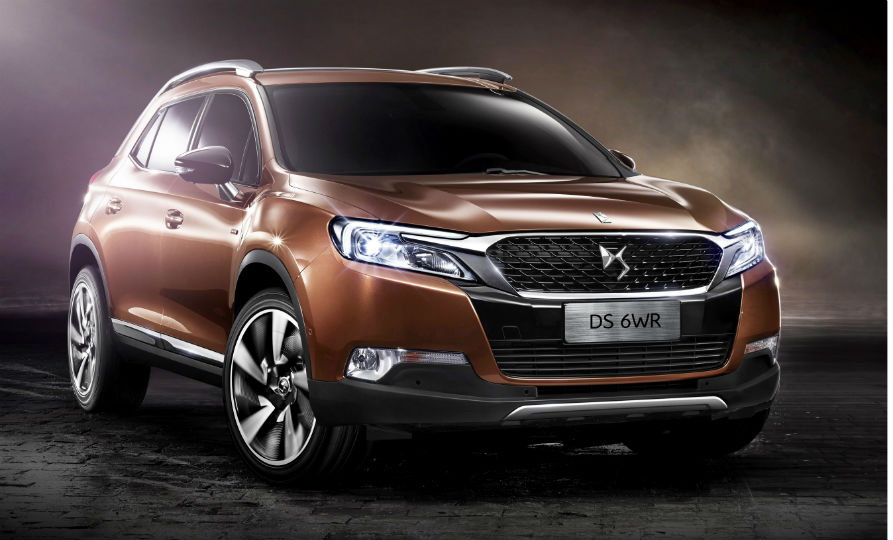 Citroen to debut flagship SUV