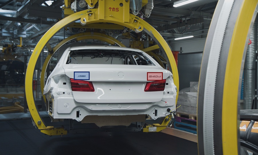 Bmw To Suspend Output At Europe South Africa Plants