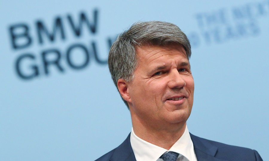 Bmw Ceo S Future In Doubt As Board Tensions Emerge Report Says