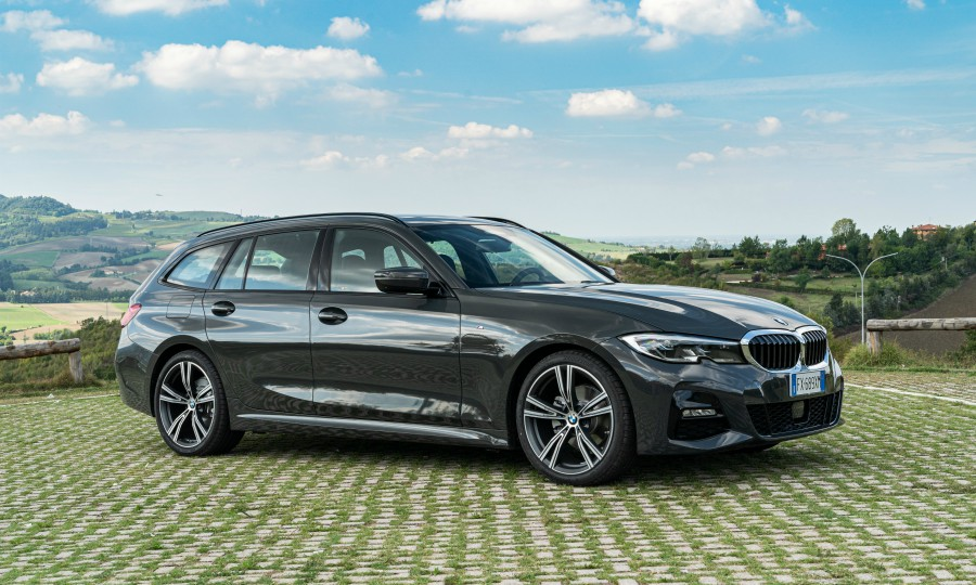 Bmw Aims 3 Series Wagon At Top Europe Markets